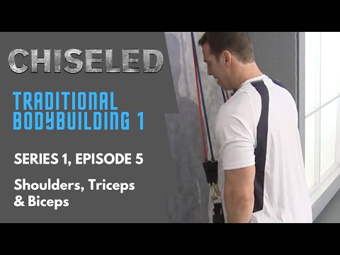 ARMS AND SHOULDER WORKOUT (To build SERIOUS MUSCLE) Full Routine