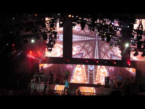 Luke Bryan That's My Kind Of Night DTE 19 June 2014