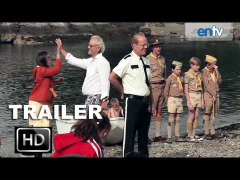 Moonrise Kingdom Official Featurette [HD]: 'Making Of' With Wes Anderson & Cast: ENTV