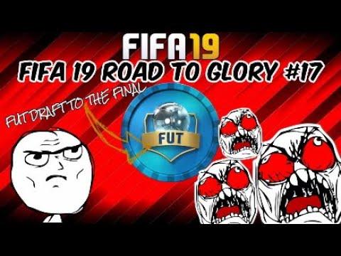 FIFA 19 ROAD TO GLORY EPISODE #17-FUT DRAFT EPISODE!?!!