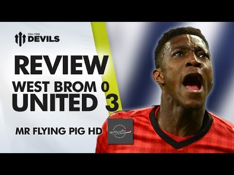 Maybe Moyes Can Convince Me! | West Brom 0-3 Manchester United | REVIEW
