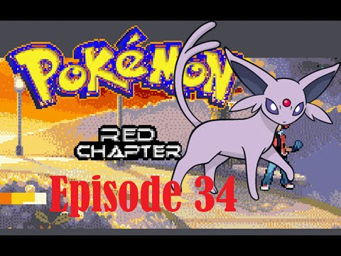 Pokemon Adventure Red (Beta 9) Part 34: The Island is Alive!