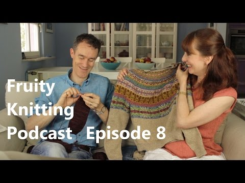 Episode 8 - Lorraine Pistorio Hand-Knitted Toys, and Rowan Yarns
