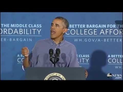 Video: Obama Heckled Over Bradley Manning Sentencing
