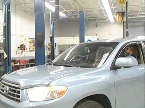 Automotive Repair:  Servicing TPMS (TIre Pressure Monitoring Systems)