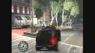 GTA4 Robbing A Bank In Liberty City Quite Funny