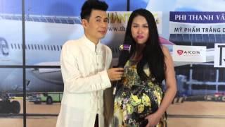 Phi Thanh Vân xuất hiện 'lần cuối' trước khi sinh con đầu lòng