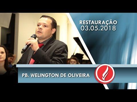 Noite da Restauração - Pb. Welington de Oliveira - 03 05 2018