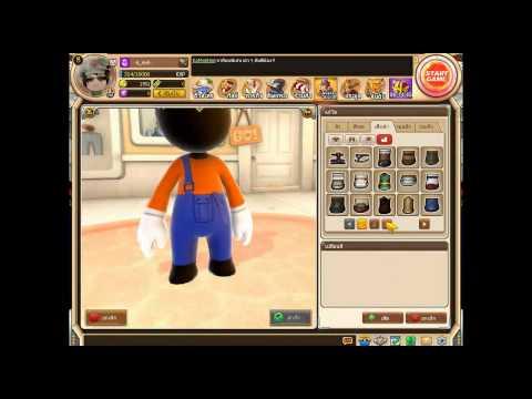 avatar star สอนทำตัวละคร กุฟฟี่