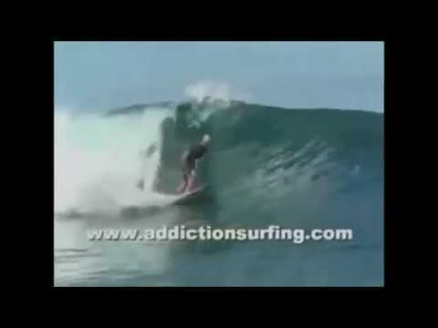 Surf Banyak Islands, Indonesia, MV Addiction presented by LUEX.com