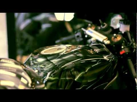 Ron Pichardo - Air Brush Magic pt. 3 (Custom Motorcycle)