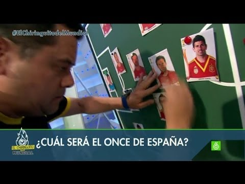 Mundial 2014 | España - Chile - Los cambios, de Vicente del Bosque, en la alineación de España