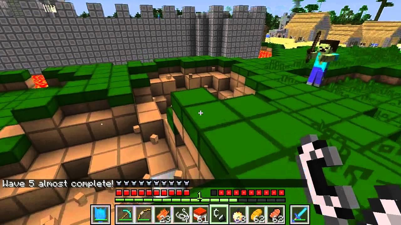 Let's Play Pokemobs - Minecraft - Series 2 - Episode 7 ...