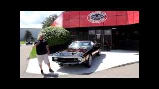 1969 GT500 Shelby Mustang 428 Classic Muscle Car For Sale