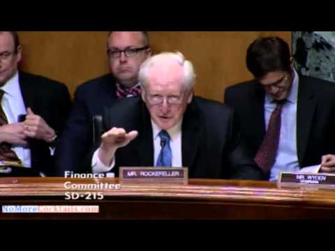 Jay Rockefeller Says Racism Behind Opposition To Obama -