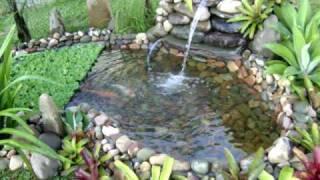 Lago artificial 2 vea mas videos de poncho tejido a for Como construir un lago artificial