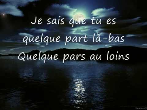 Talking To The Moon - Bruno Mars traduction française