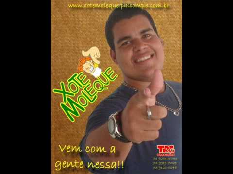 Xote Moleque - Pista do amor
