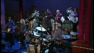 Levon Helm: Tennessee Jed  on Letterman