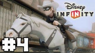 Disney Infinity Gameplay Walkthrough Lone Ranger