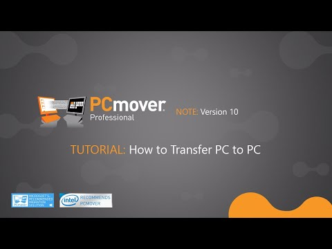 Laplink PCmover Ultimate 10