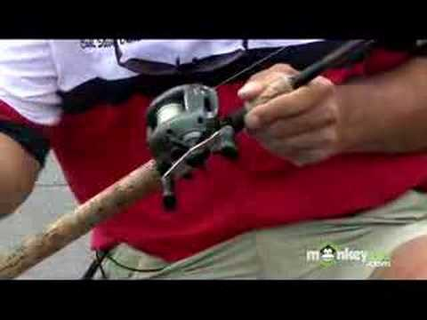 Fishing - How to Cast a Bait Casting Reel