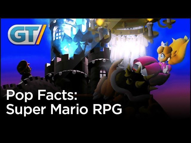 Pop Facts - Super Mario RPG - Sleepy Cameos