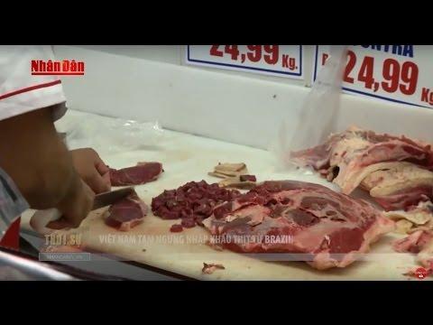 Tin Thời Sự Hôm Nay (6h30 - 24/3/2017): Việt Nam Ngừng Nhập Thịt Bò