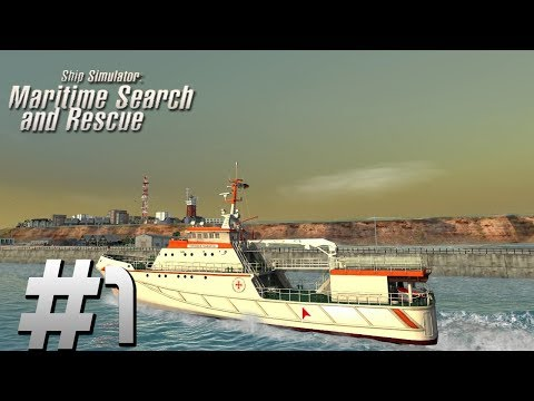 Ship Simulator- Maritime Search and Rescue| Episode 1