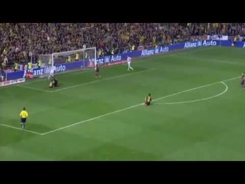 Gareth Bale Amazing Solo Goal   Barcelona vs Real Madrid 1-2 Copa Del Rey HD 2014