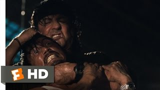 Rambo (8/12) Movie CLIP Throat Rippin' (2008) HD