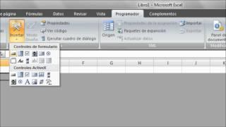 ¿Cómo Hacer Un Botón Para Imprimir En Excel?