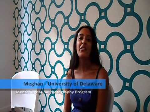 Meghan, a student from University of Delaware, USA participated in the Mente Argentina Photography Program.