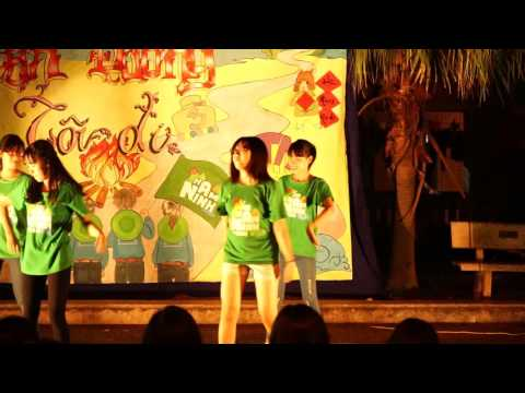 K56- nhảy dân vũ Con Kẹc