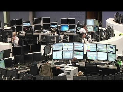 Shares tumble on Syria uncertainty - economy