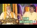 Om Namo Venkatesaya team special interview- Nagarjuna,Anus..