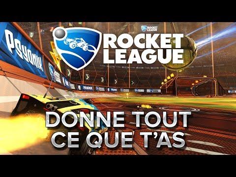 Rocket League : Donne tout ce que t'as