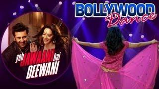 Ghagra| Part 1 Dance Steps| Yeh Jawaani Hai Deewani