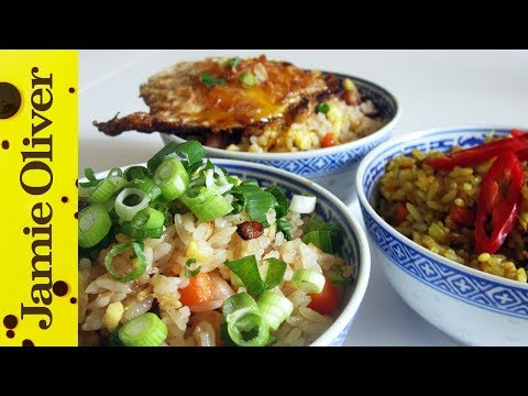 Perfect Special Fried Rice 扬州炒饭 | The Dumpling Sisters