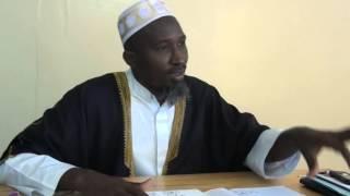 Cheikh Moussa NDIAYE : Les signes d'attaque des djiins dans les reves