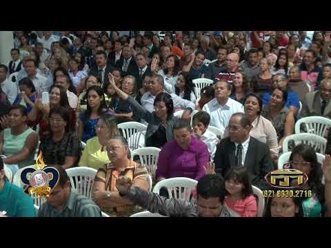 Samuel Mariano - Marcas da dor e Adorarei - nos 99 Anos da Assembleia de Deus em Alagoas