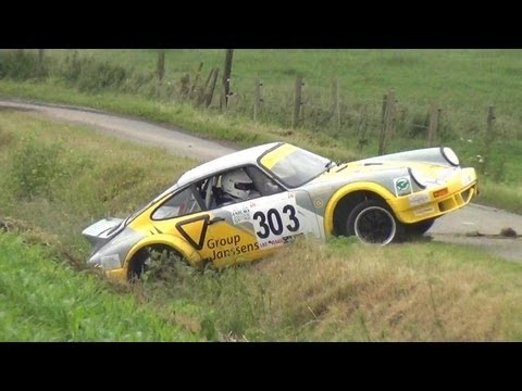 Ypres Historic Rally 2013