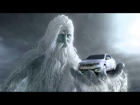 Quảng cáo xe hơi hay nhất năm Kia Optima