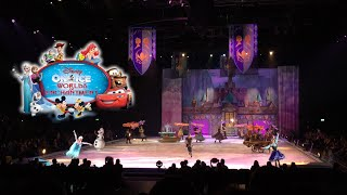 Disney on Ice Worlds of Enchantment - Frozen, Toy Story, Cars, Little Mermaid - Mama Geek
