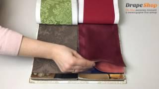 Каталог тканей Giotto