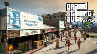 GTA 5 How To Buy & Manage Properties (Stores