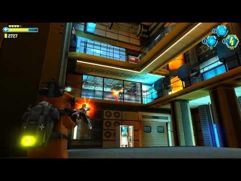 Gameplay de GForce
