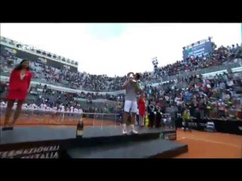 Djokovic beats Nadal to win Italian Open