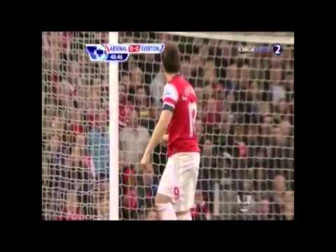 Santi Cazorla Arsenal,s Litle Magican