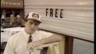 Steve Carell: Brown's Chicken Commercial
